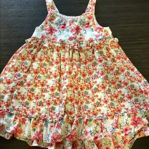 PIPPA AND JULIE Floral Dress